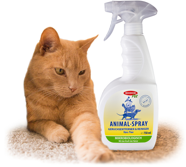 Biodor Pet Animal Spray